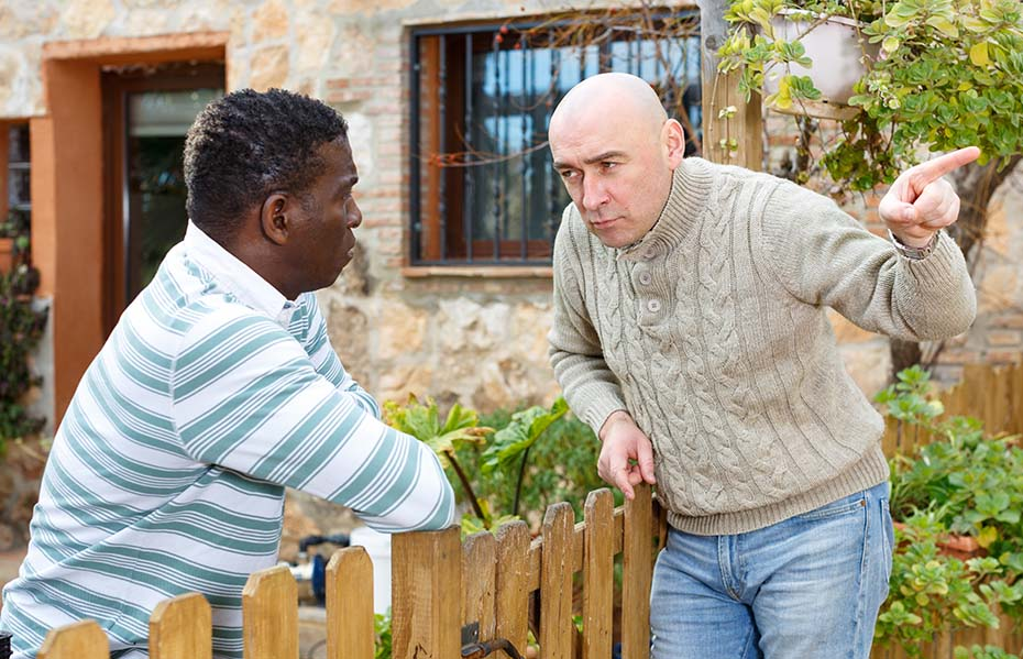 Common Neighbour Disputes And How To Handle Them